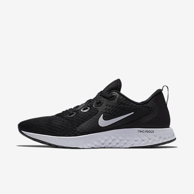 Кроссовки для бега Nike Legend React женские Черный цвет