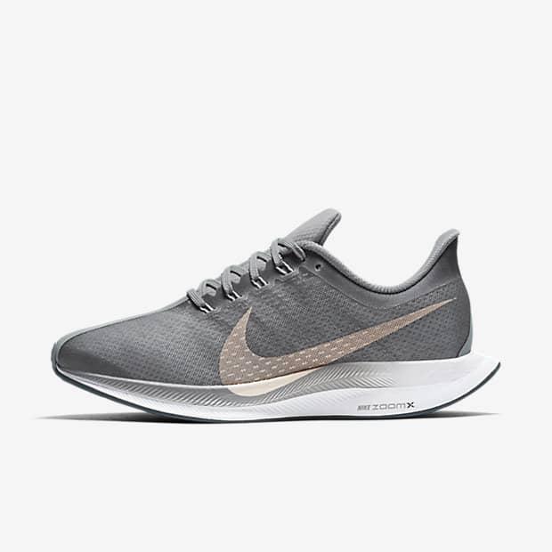 Кроссовки для бега Nike Zoom Pegasus Turbo женские Оливковый цвет