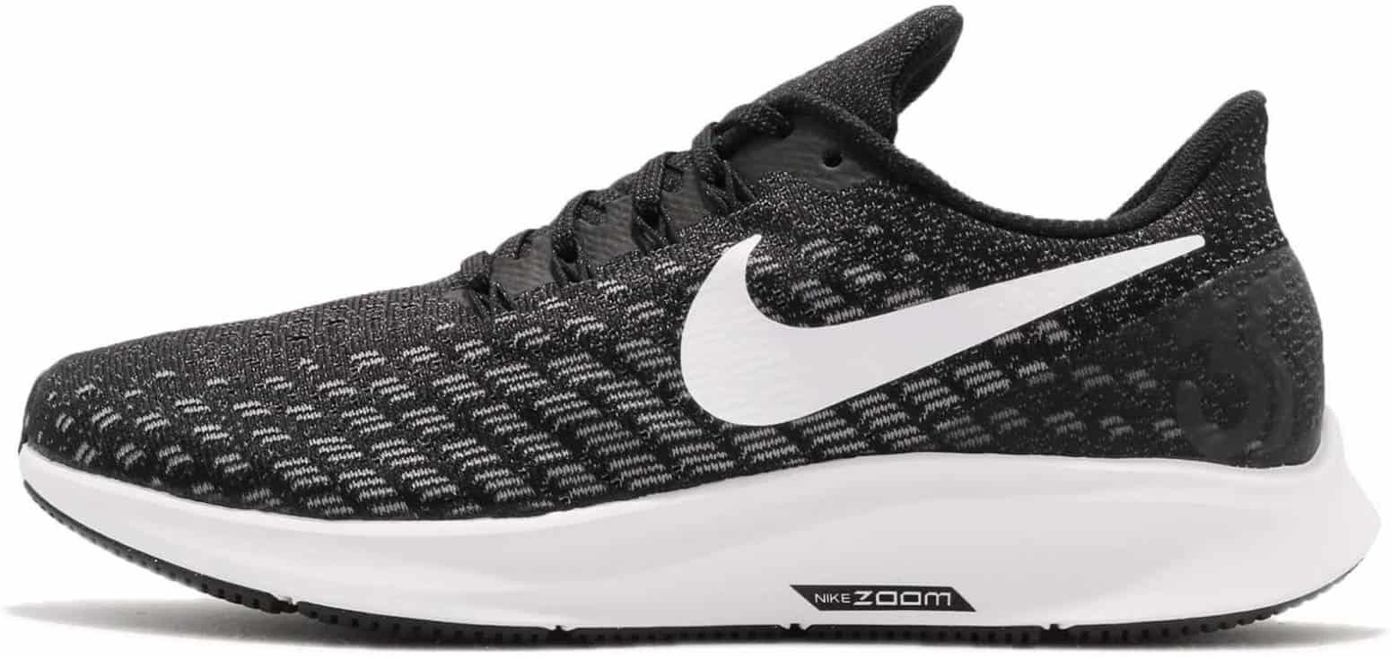 Кроссовки для бега Nike Air Zoom Pegasus 35 мужские Черный цвет