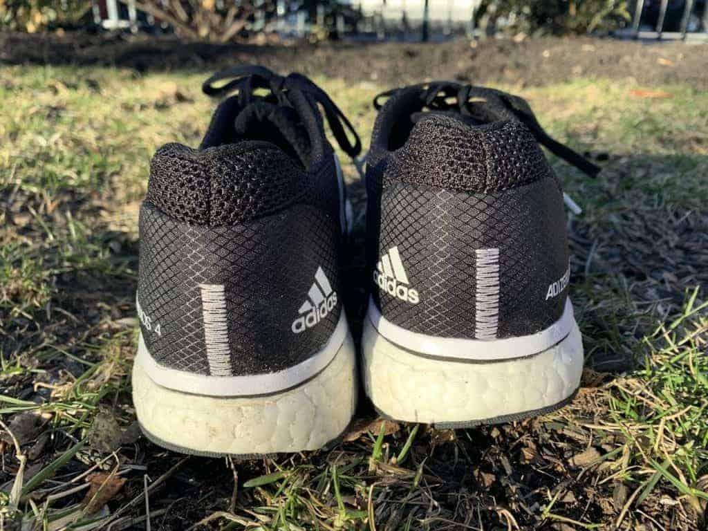 Adidas Adizero Adios 4 - пятка