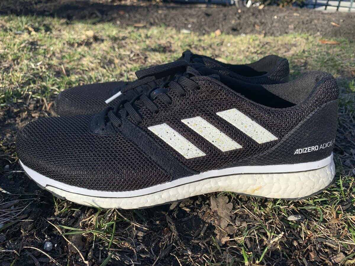 cb16891a Обзор кроссовок Adidas Adizero Adios 4 - Все для бега