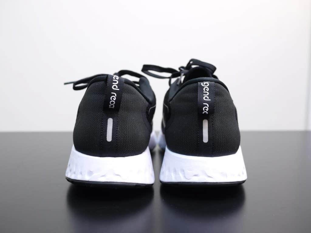 Nike Legend React - пятка