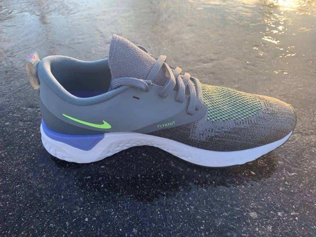 Nike Odyssey React Flyknit 2 - Сбоку