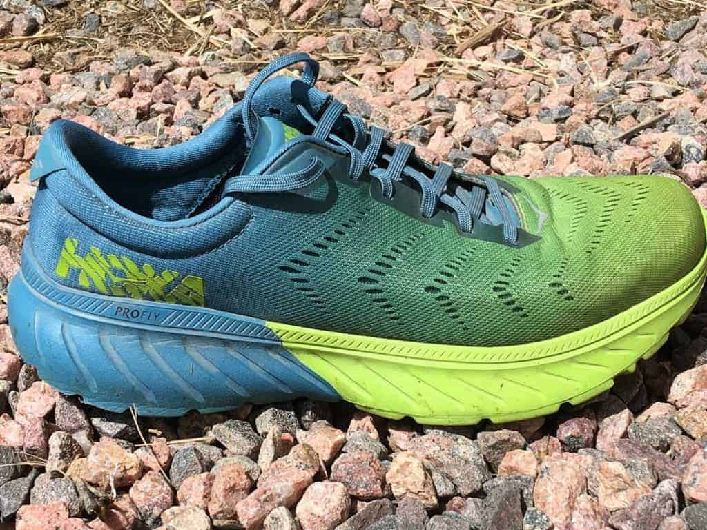 Hoka One One Mach 2 - вид сбоку