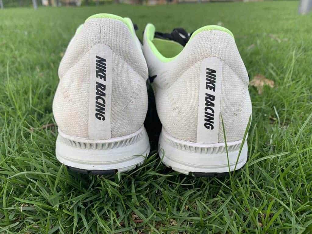Nike Zoom Streak 7 - пятка