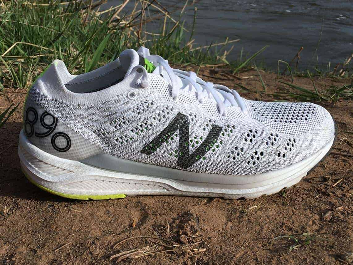 New Balance 890v7 Lateral Side