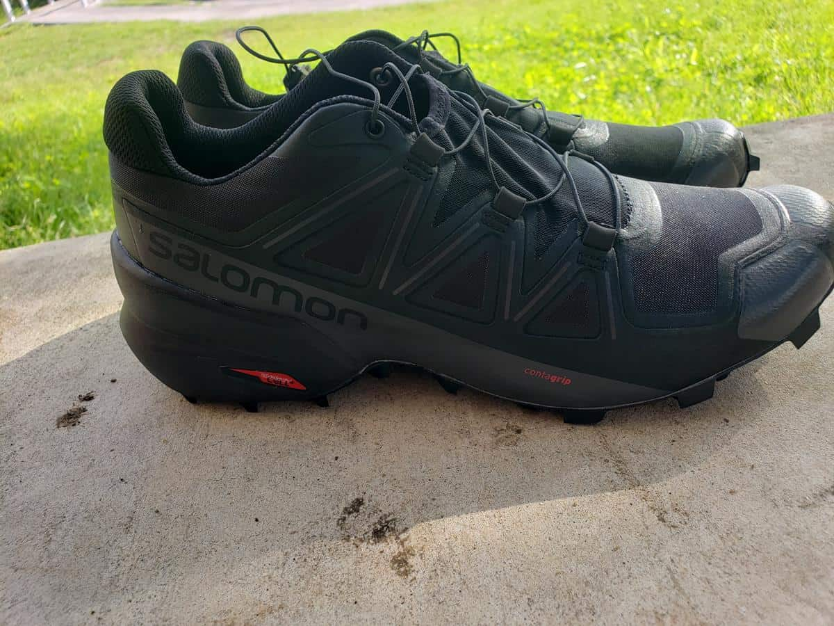 Salomon Speedcross 5 Lateral Side
