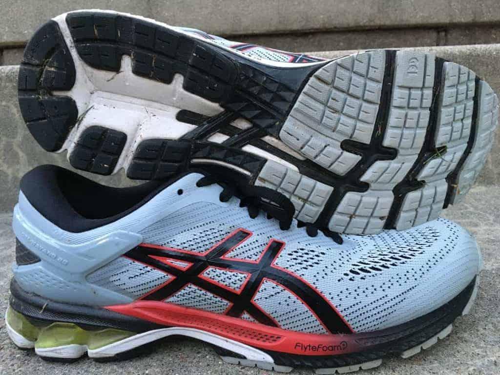 Asics Gel Kayano 26 - пара кроссовок