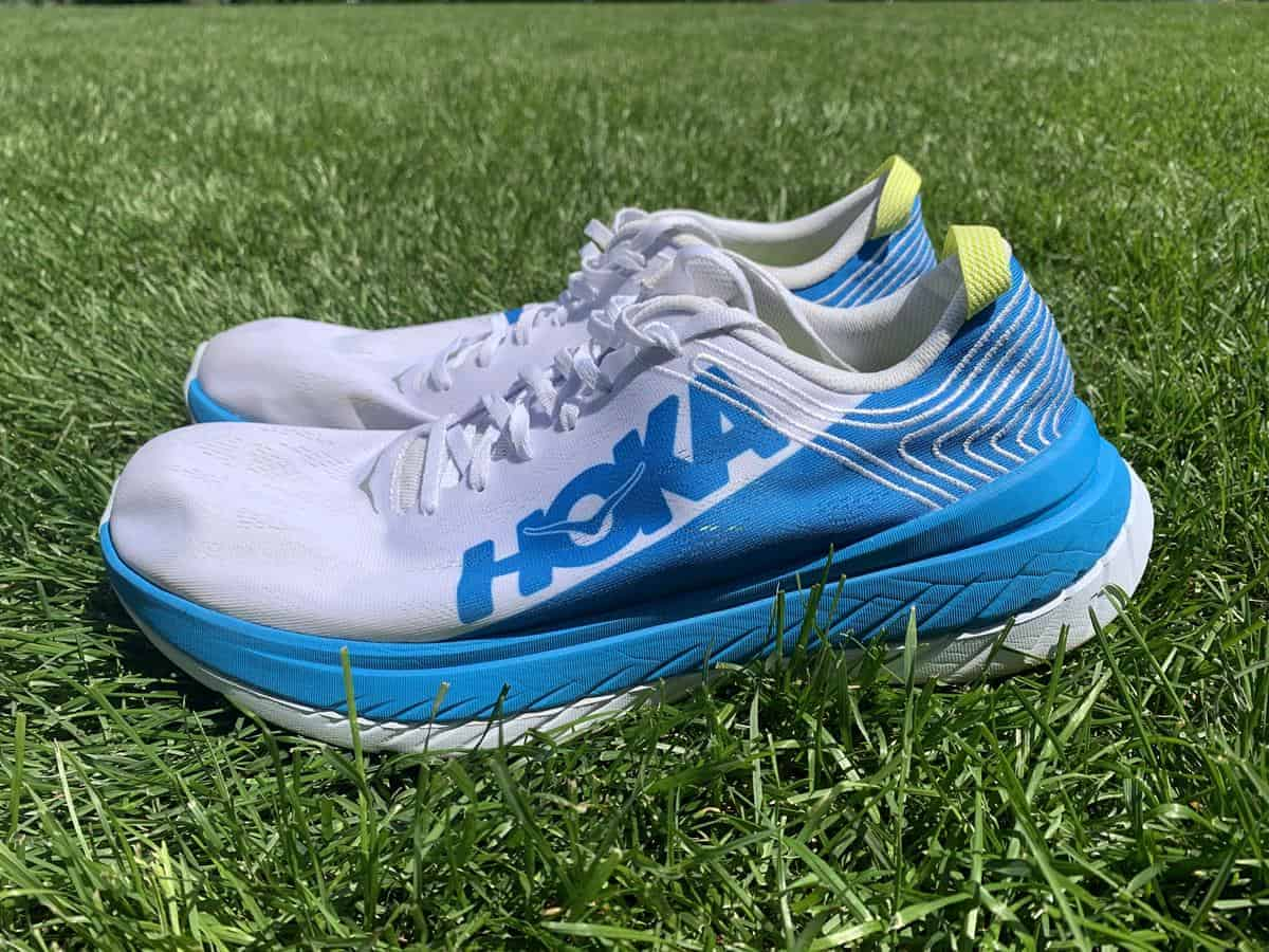 Hoka One One Carbon X Lateral Side