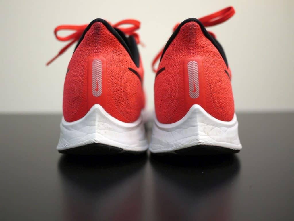 Nike Zoom Pegasus 36 - пятка