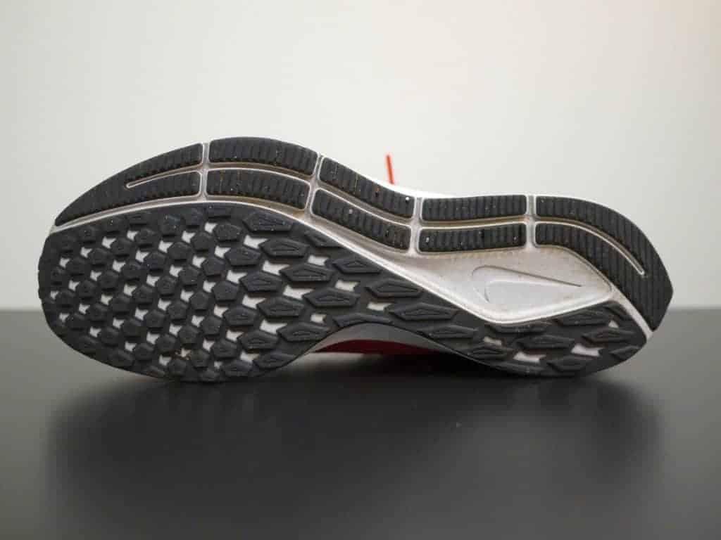 Nike Zoom Pegasus 36 - подошва