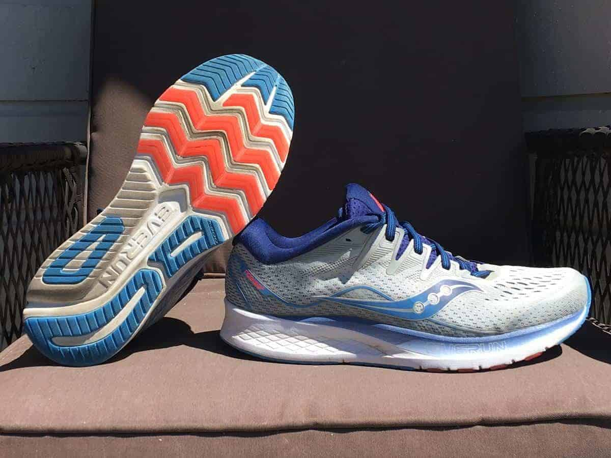 Saucony Ride ISO 2 Pair