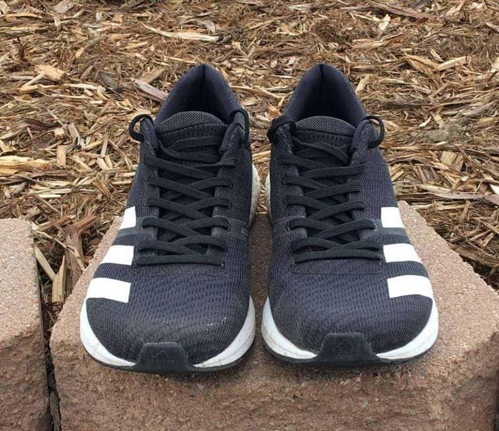 Adidas Adizero Boston 8 - вид спереди