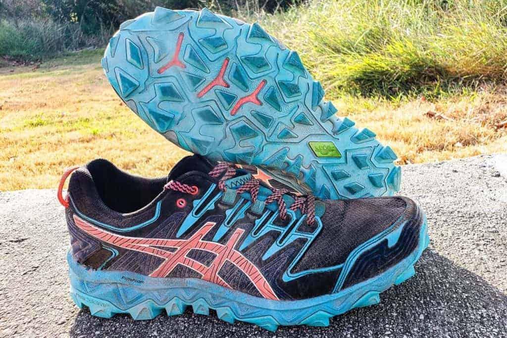 Asics Gel FujiTrabuco 7 - Пара обуви