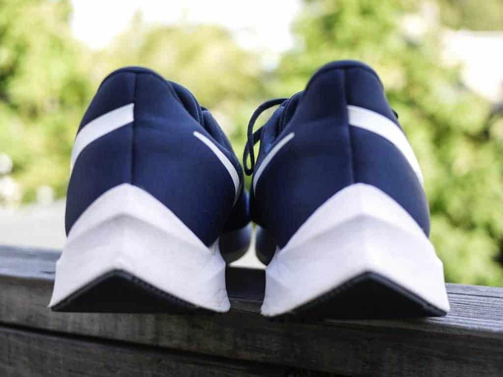 Nike Winflo 6 - пятка