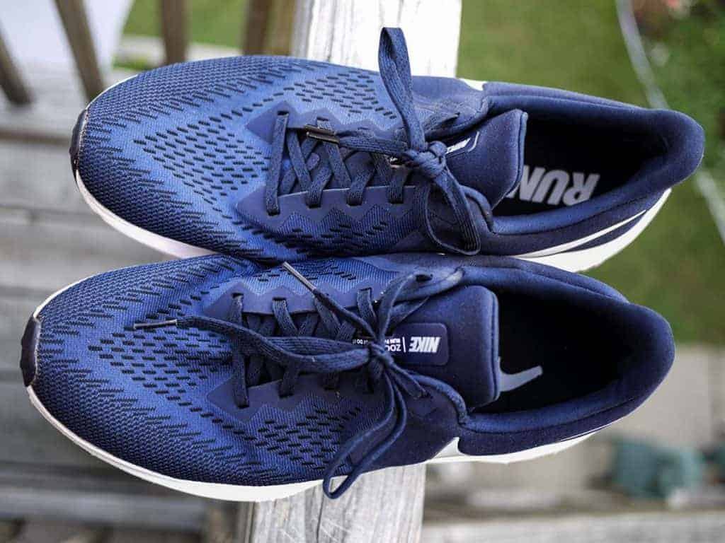 Nike Winflo 6 - вид сверху