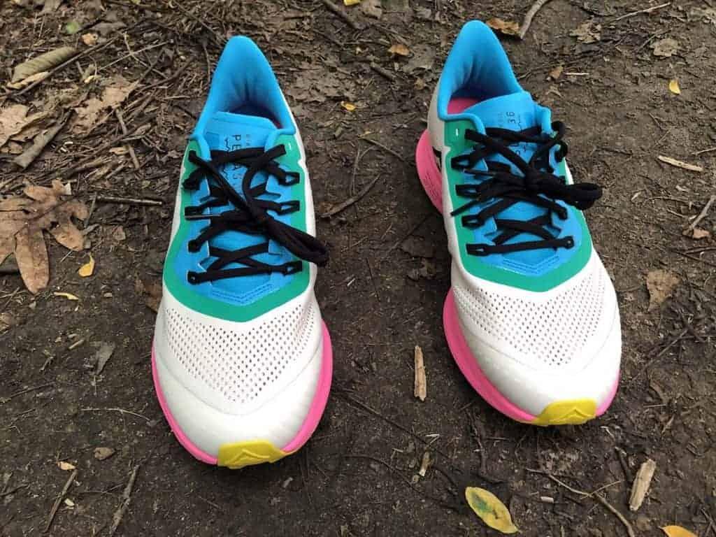 Nike Zoom Pegasus 36 Trail - Верх