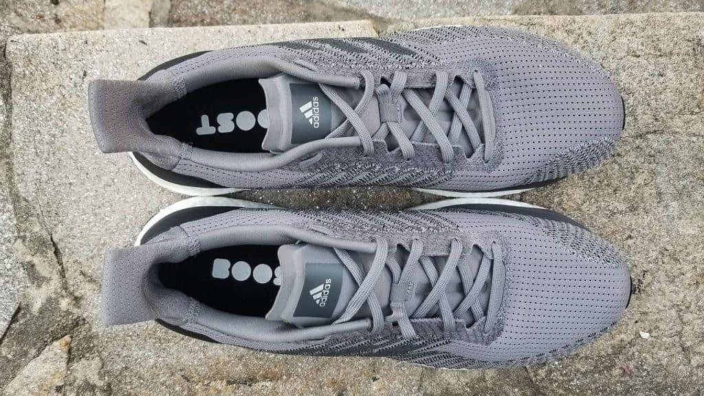 Adidas Solar Boost ST 19 - Верх обуви