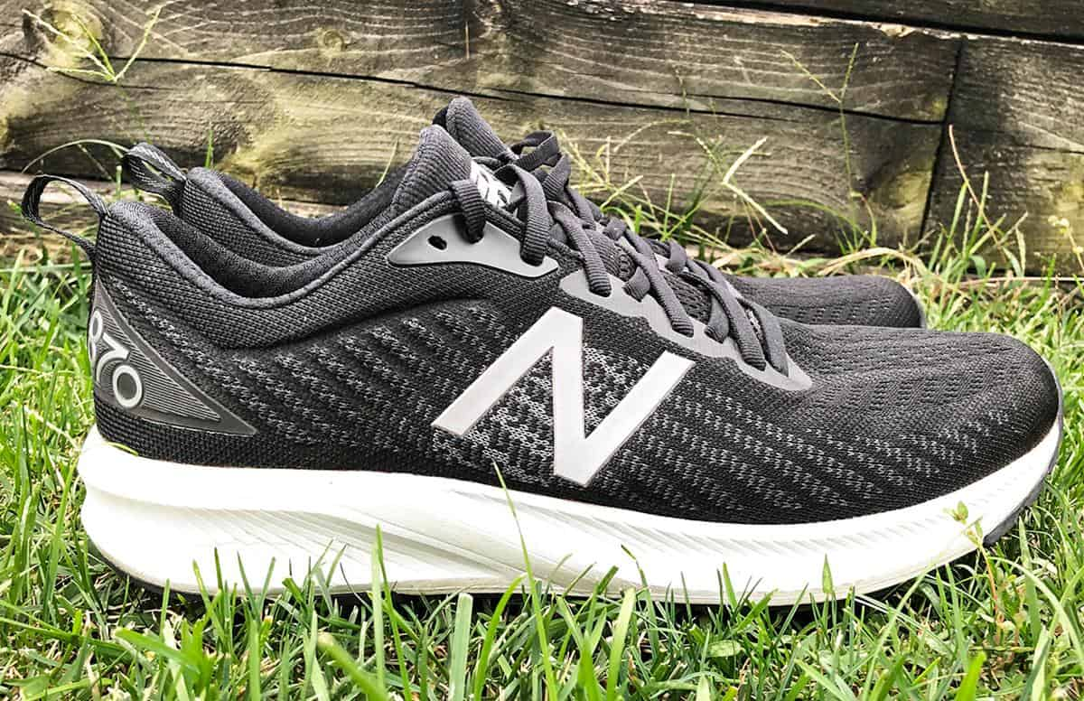 New Balance 870v5 Lateral Side