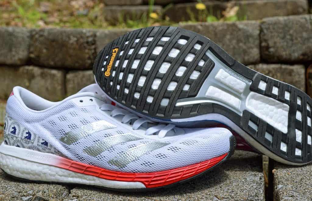 Adidas AdiZero Boston 9 - Пара кроссовок