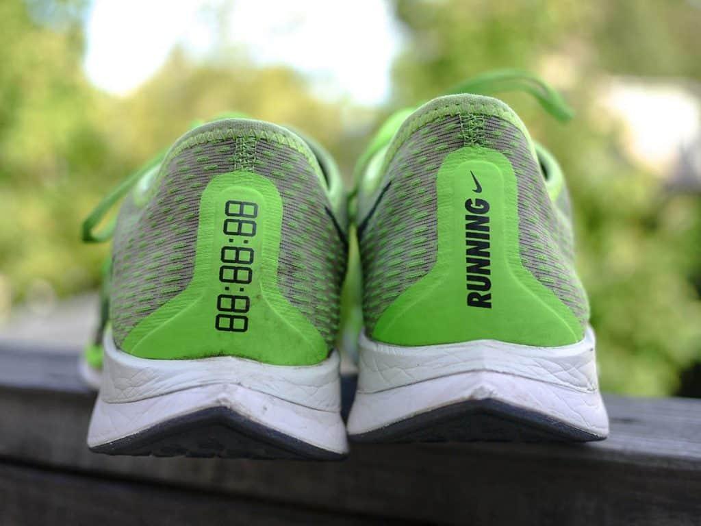 Nike Zoom Pegasus Turbo 2 - Пятка