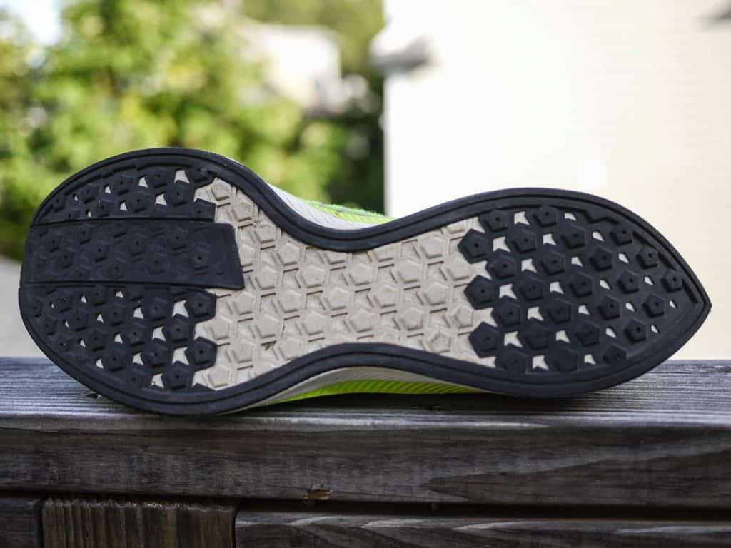 Nike Zoom Pegasus Turbo 2 - Подошва