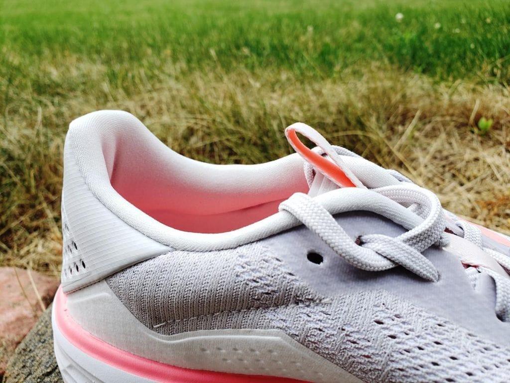 Adidas SL20 - Вид вблизи