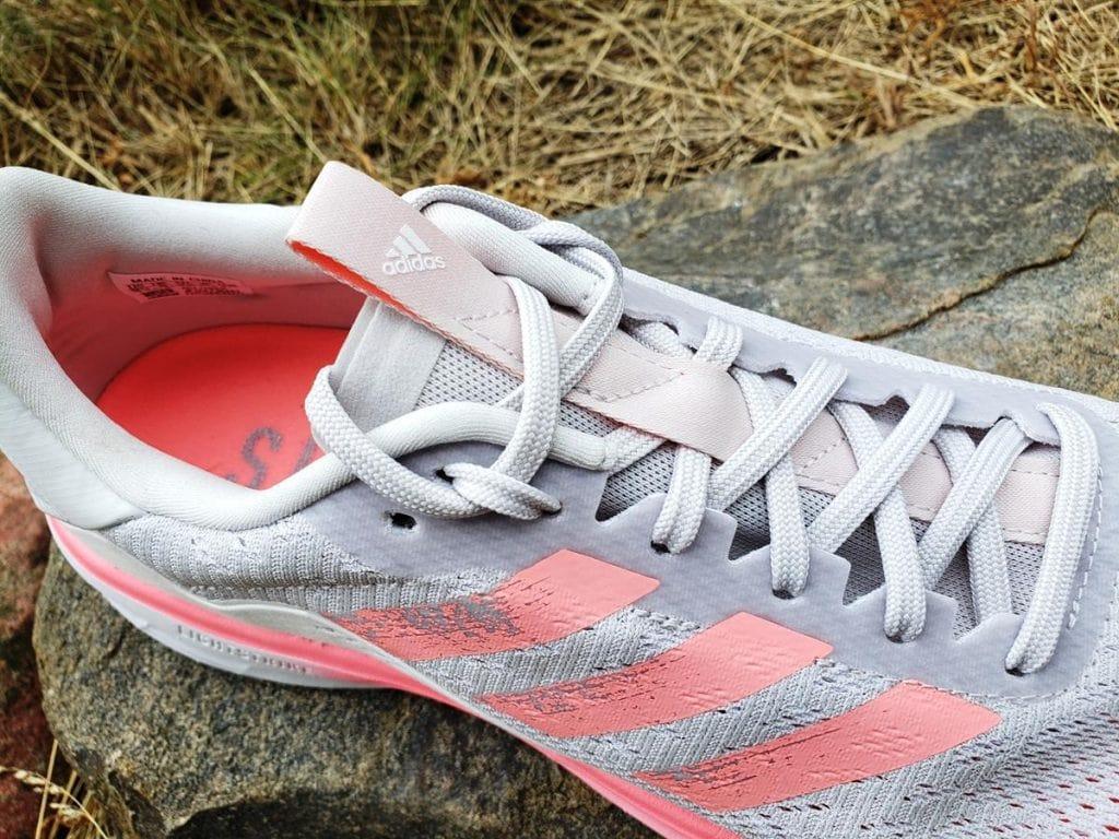 Adidas SL20 - Шнуровка