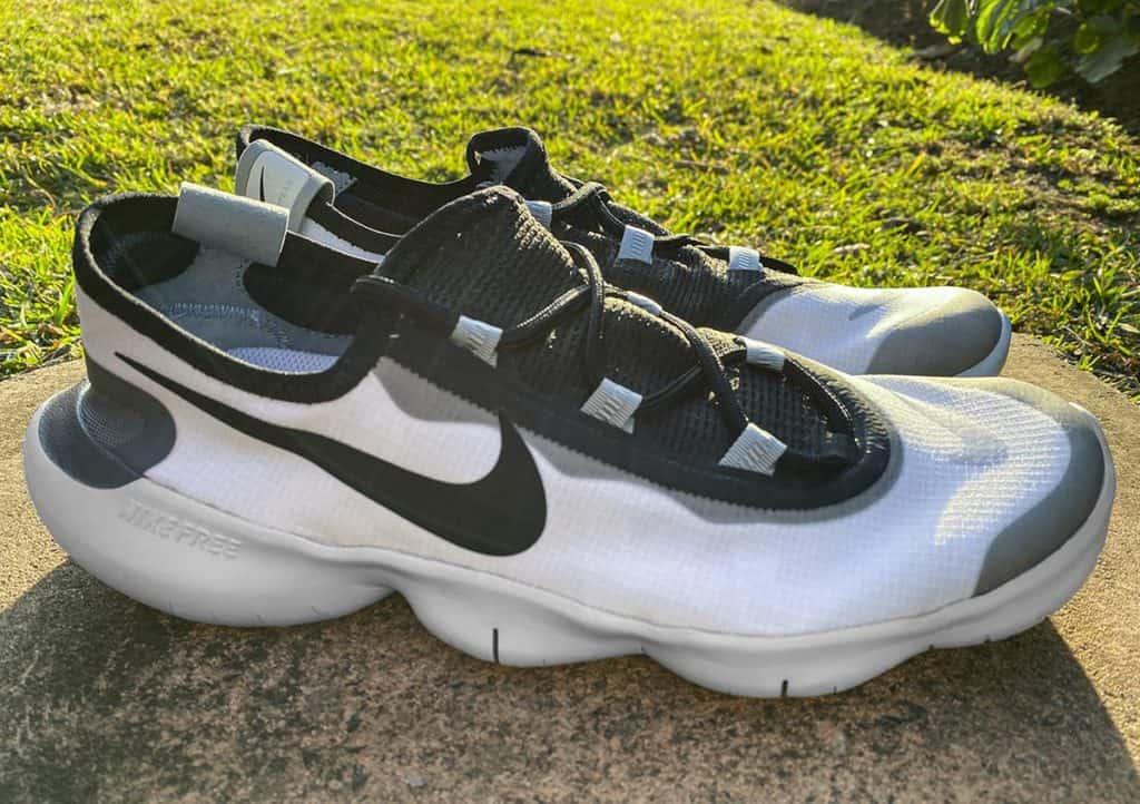 Nike Free RN 5.0 2020 - Вид сбоку