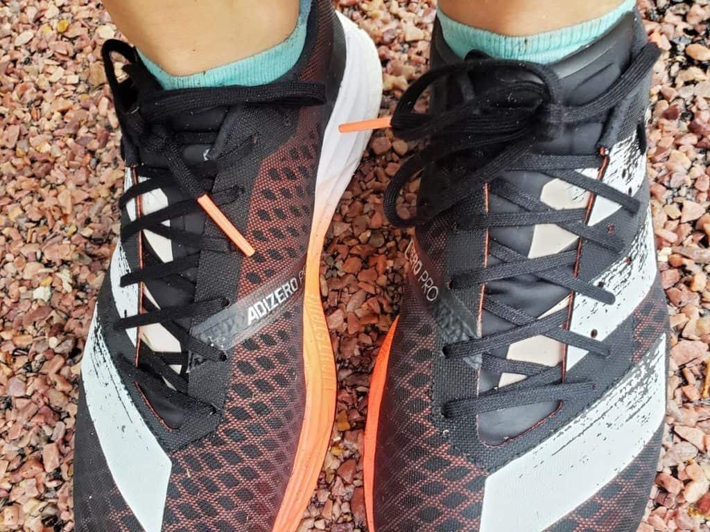 Adidas Adizero Pro - Шнуровка