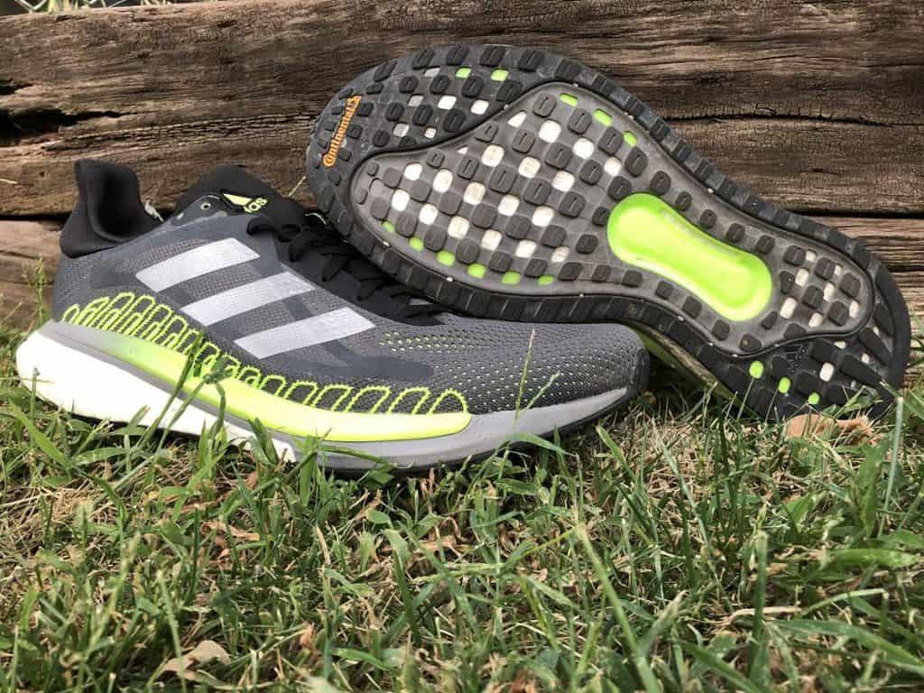 Adidas Solar Glide 3 ST - Пара обуви