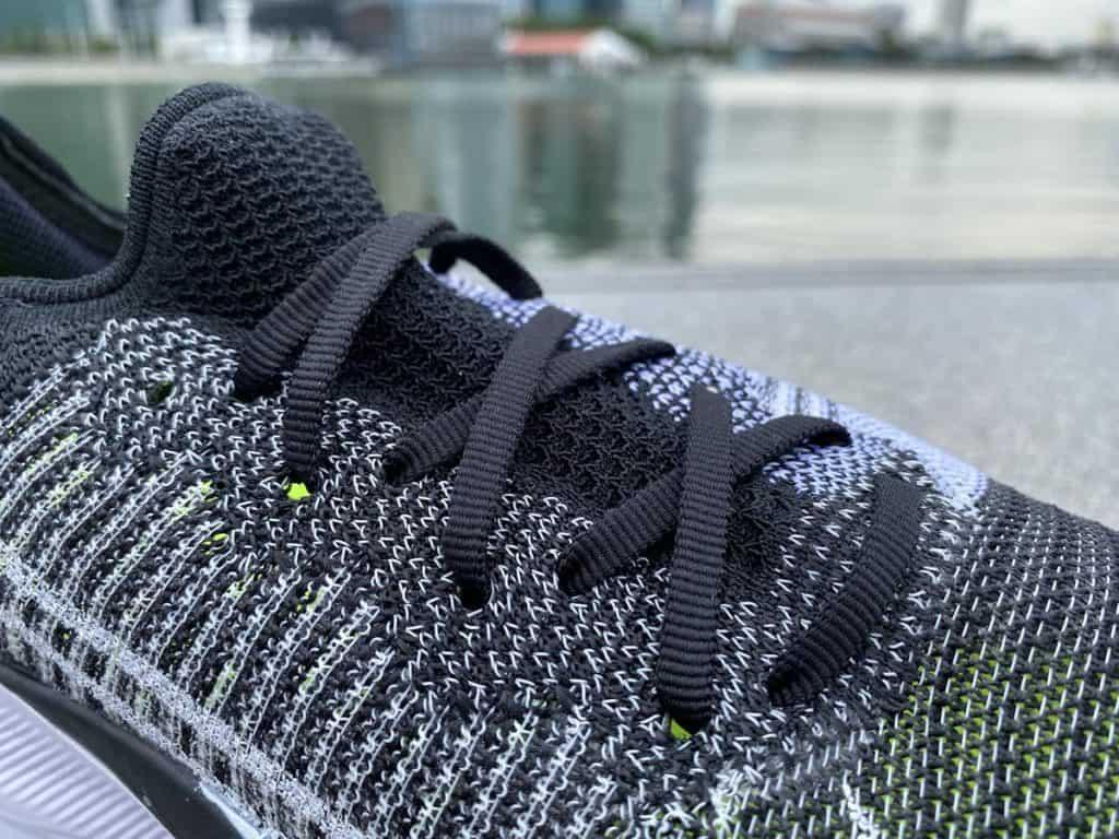 Nike Air Zoom Tempo Next% - Шнуровка