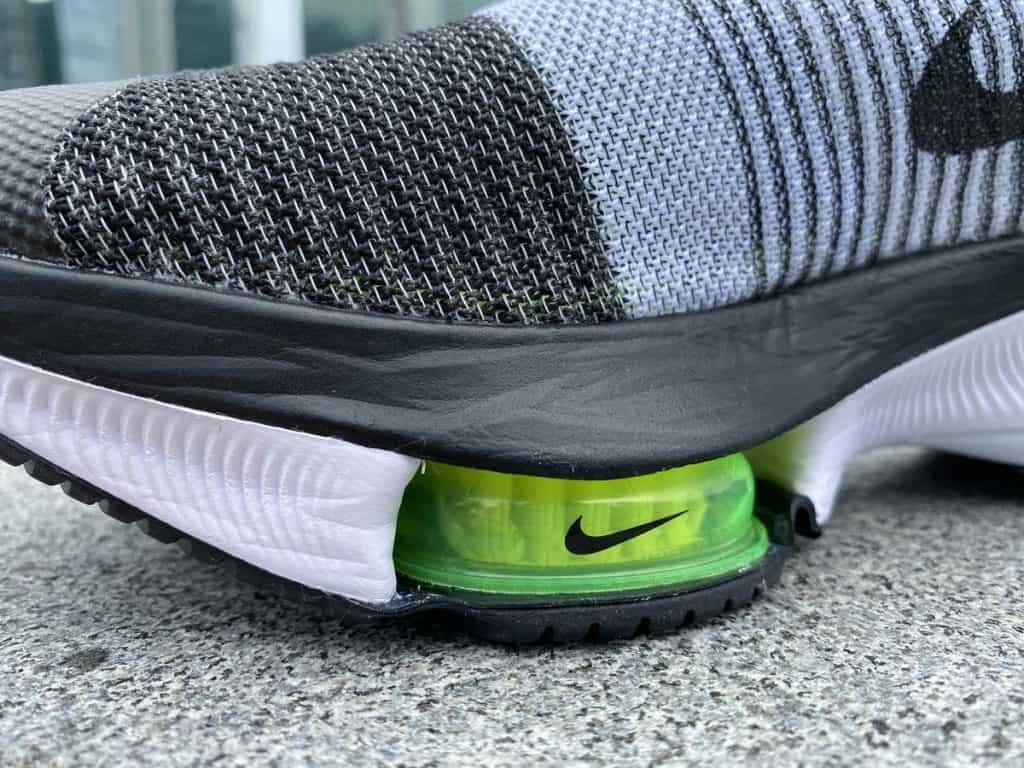 Nike Air Zoom Tempo Next% - Вид сбоку