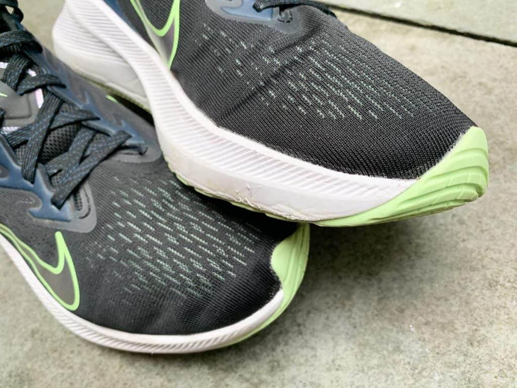 Nike Air Zoom Winflo 7 - Вид вблизи