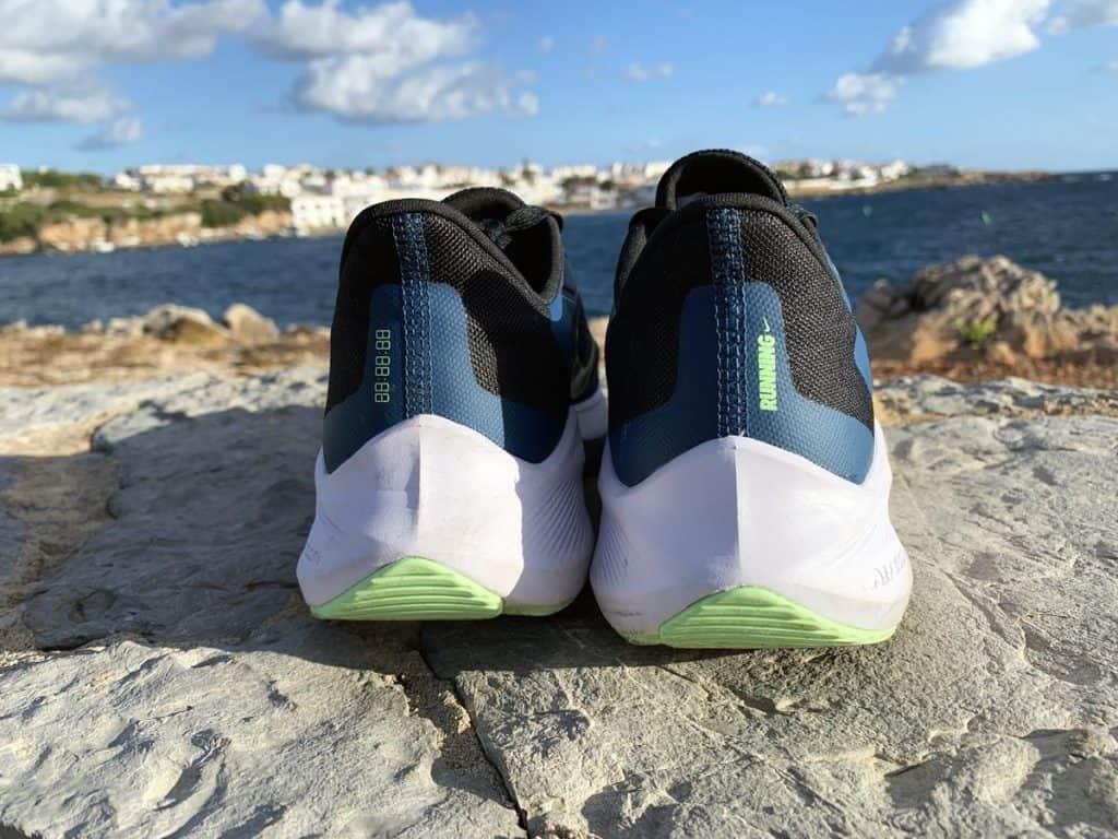 Nike Air Zoom Winflo 7 - Пятка
