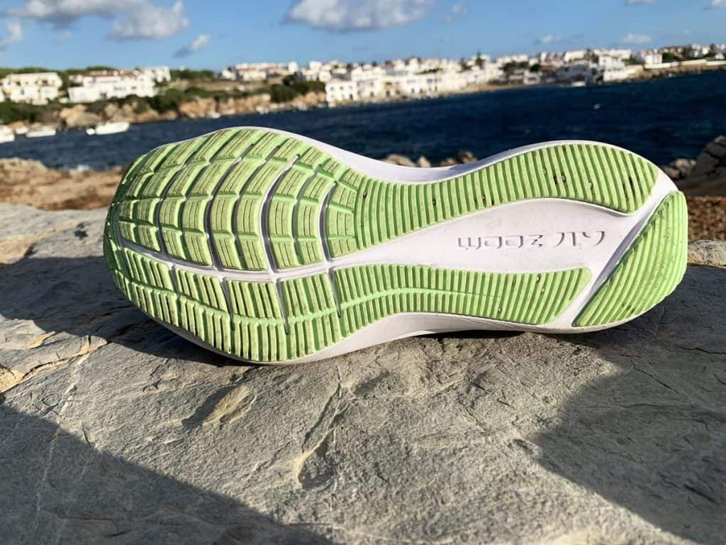 Nike Air Zoom Winflo 7 - Подошва