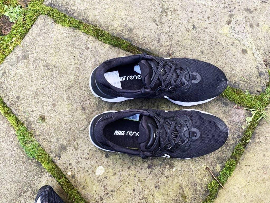 Nike Renew Run 2 - верх