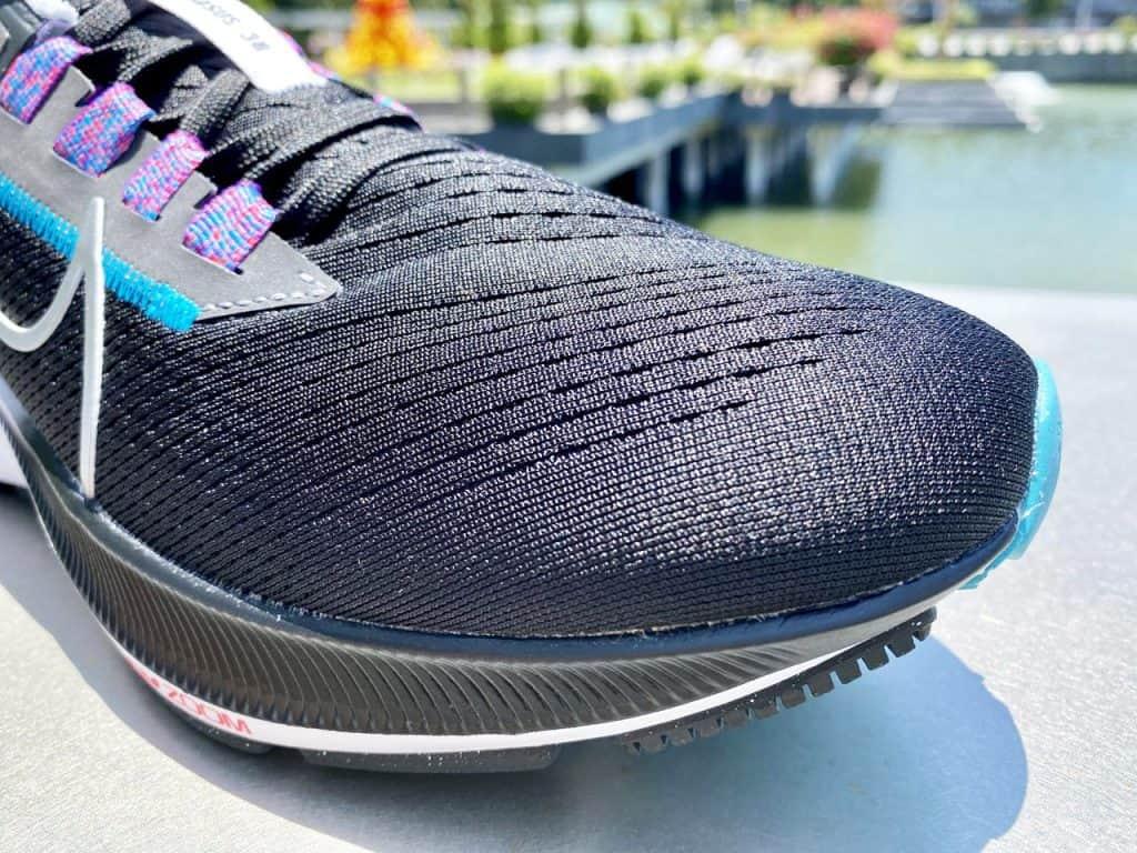 Nike Zoom Pegasus 38 - Носок