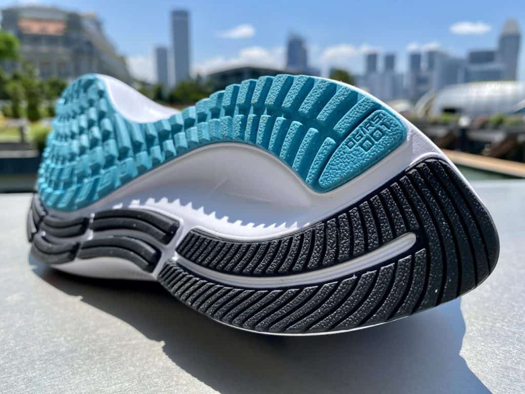 Nike Zoom Pegasus 38 - Подошва