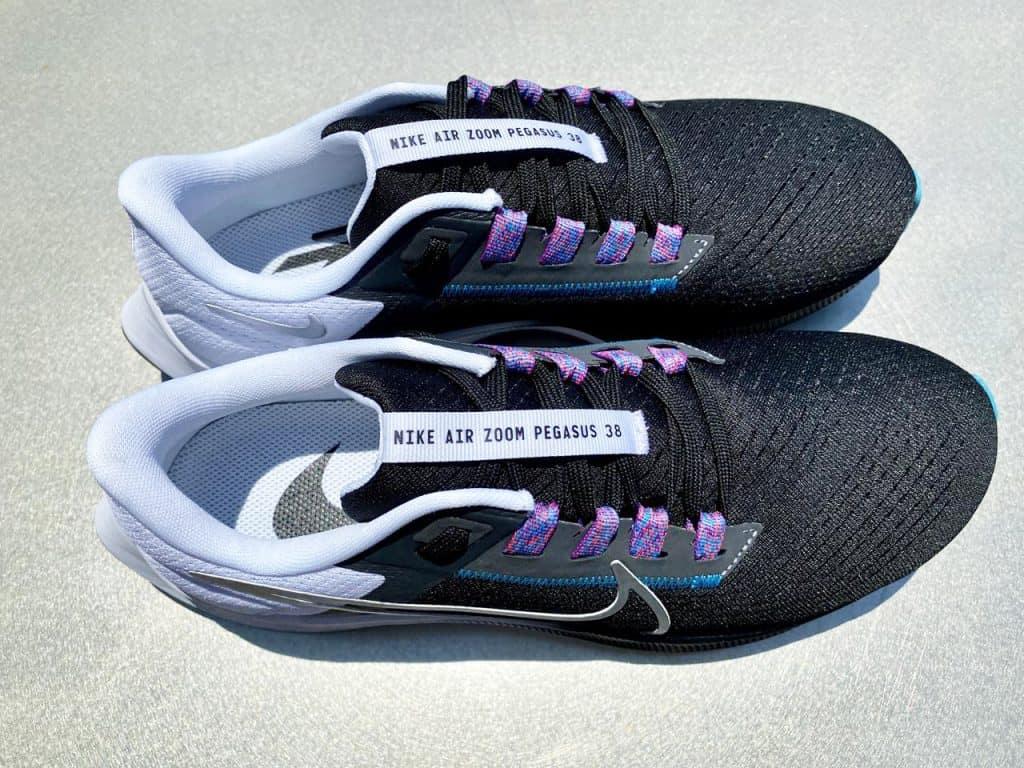 Nike Zoom Pegasus 38 - Верх кроссовок