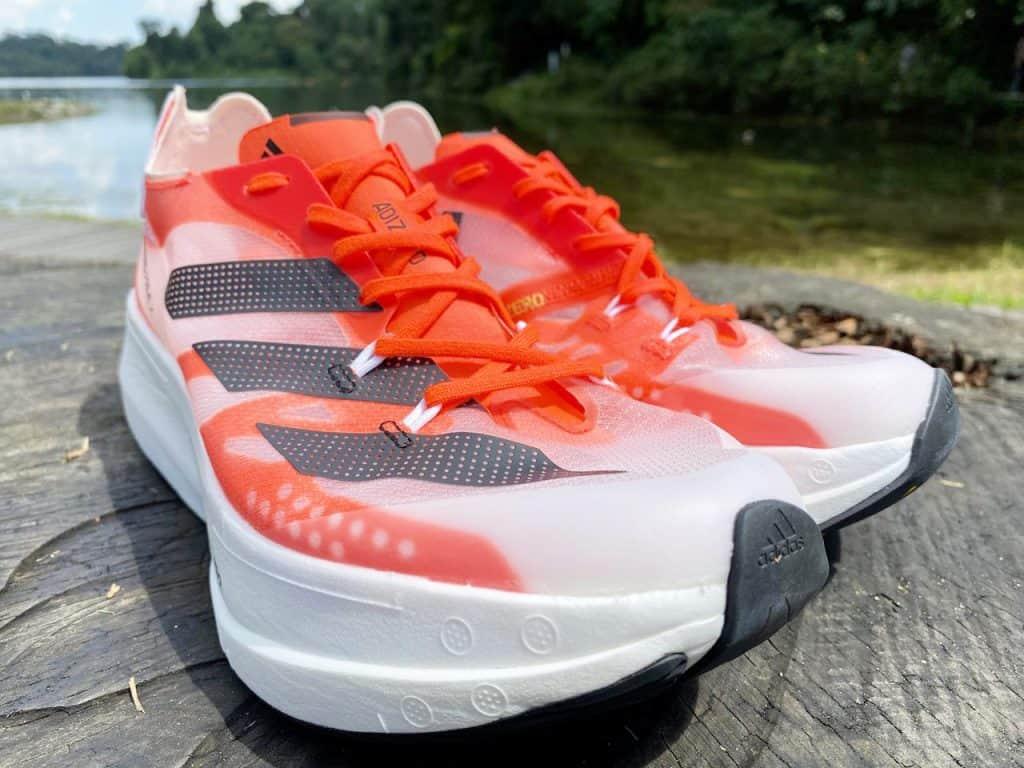 Adidas Prime X - Вид спереди