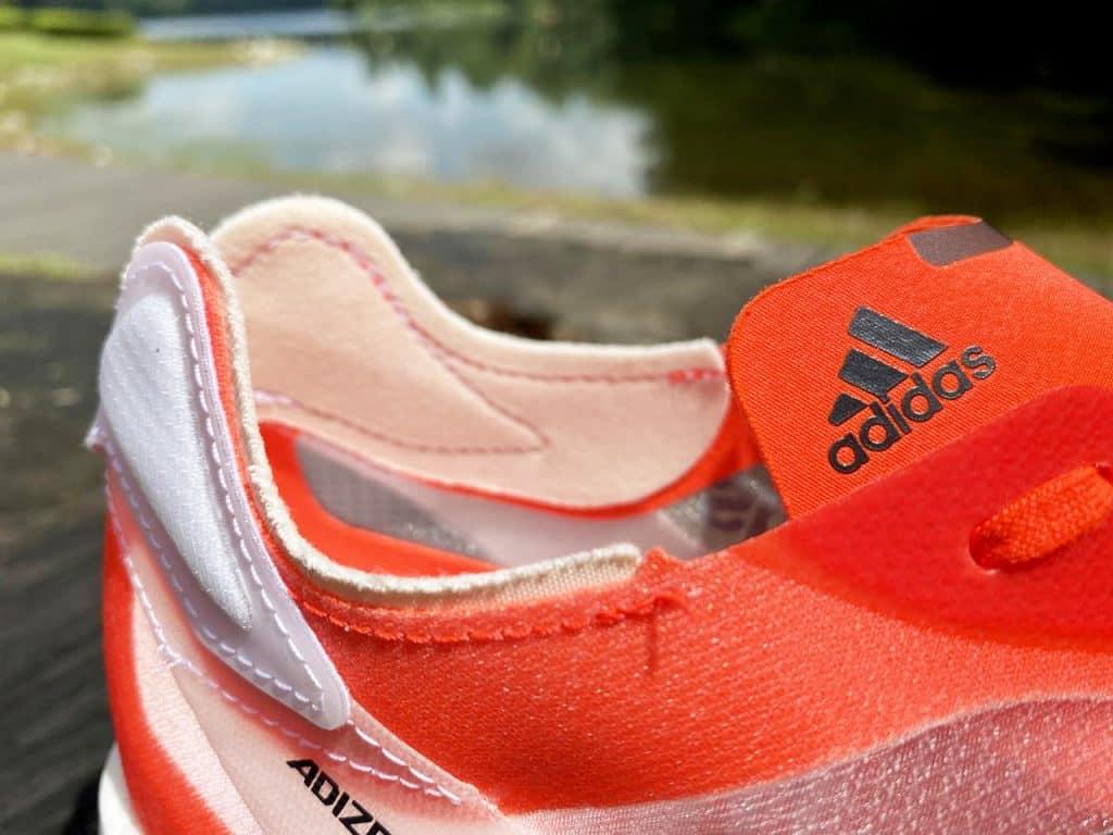 Adidas Prime X - Вид задника