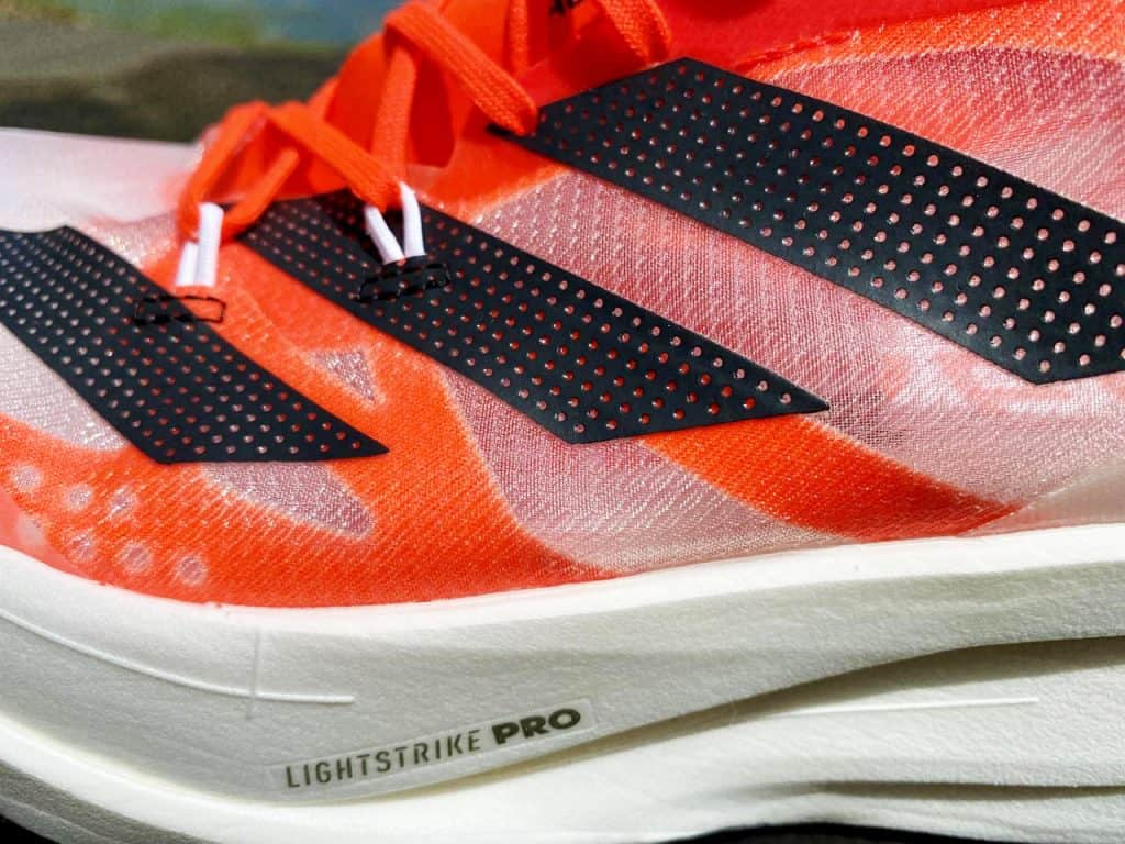 Adidas Prime X - Вид сбоку вблизи
