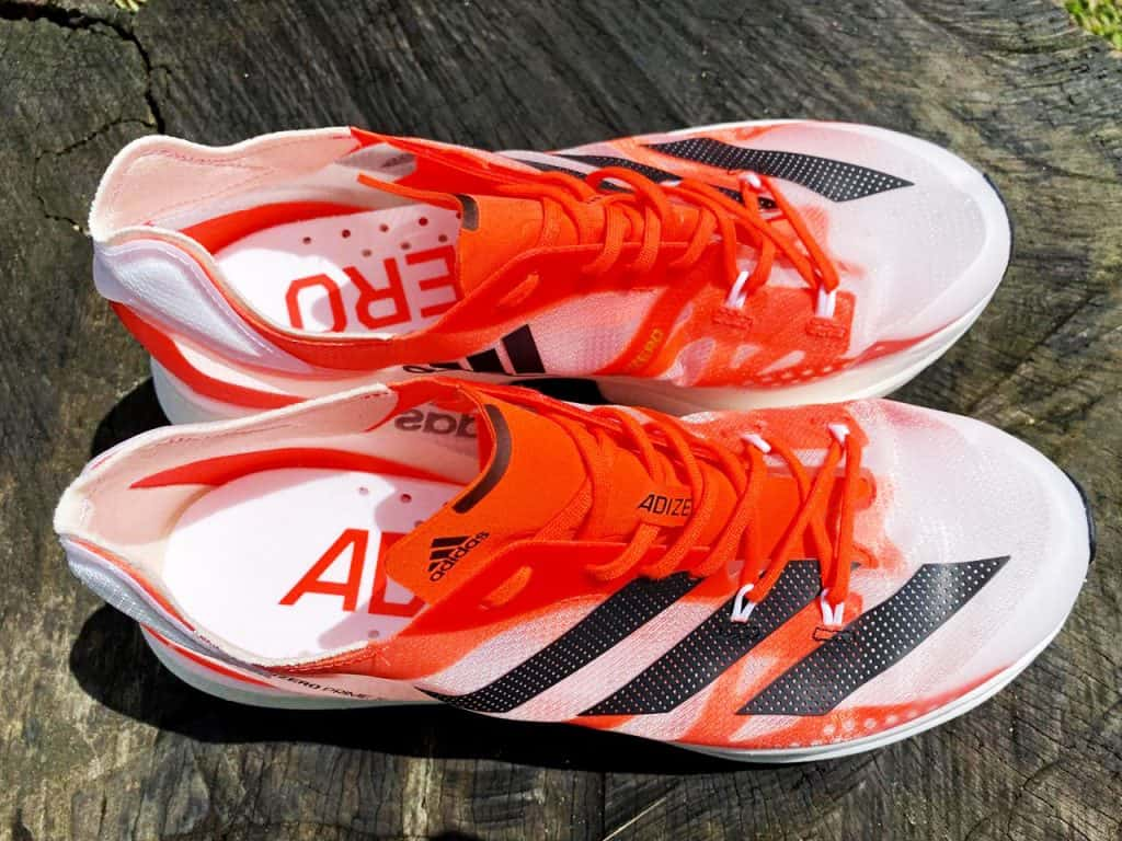 Adidas Prime X - Верх