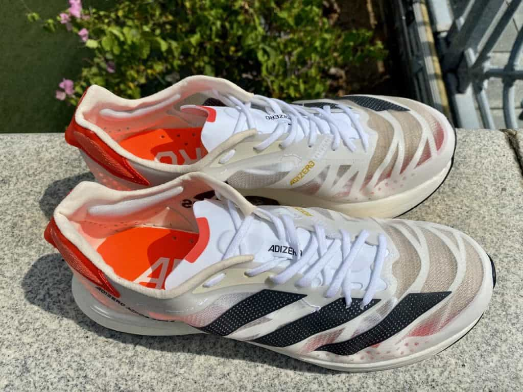 Adidas Adizero Adios Pro 2 - Верх