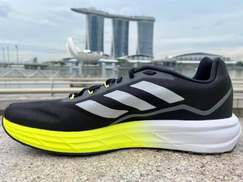 Adidas SL20.2 – Вид с внутренней стороны