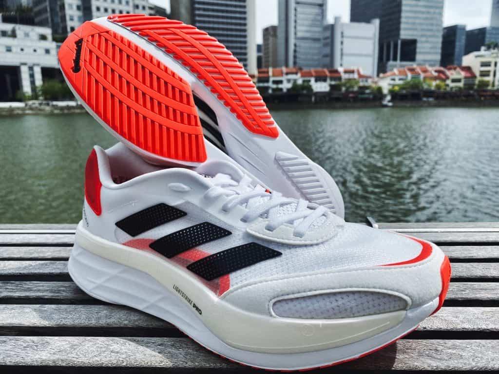 Adidas Adizero Boston 10 - Пара обуви