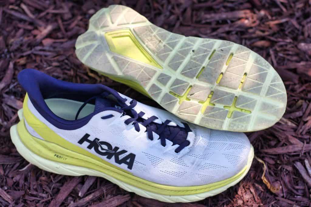 Hoka One One Mach 4 - Пара обуви