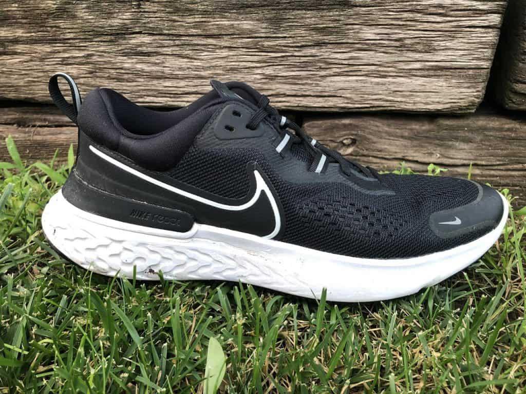 Nike React Miler 2 – Вид сбоку