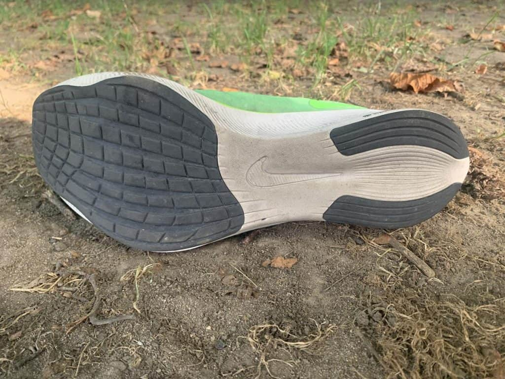 Nike Zoom Fly 3 - подошва